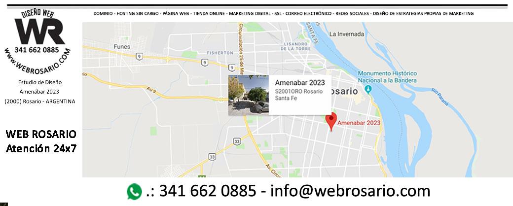 ZONA CENTRO - WEB ROSARIO - diseño de paginas web en ROSARIO - SANTA FE -paginas web en ROSARIO -